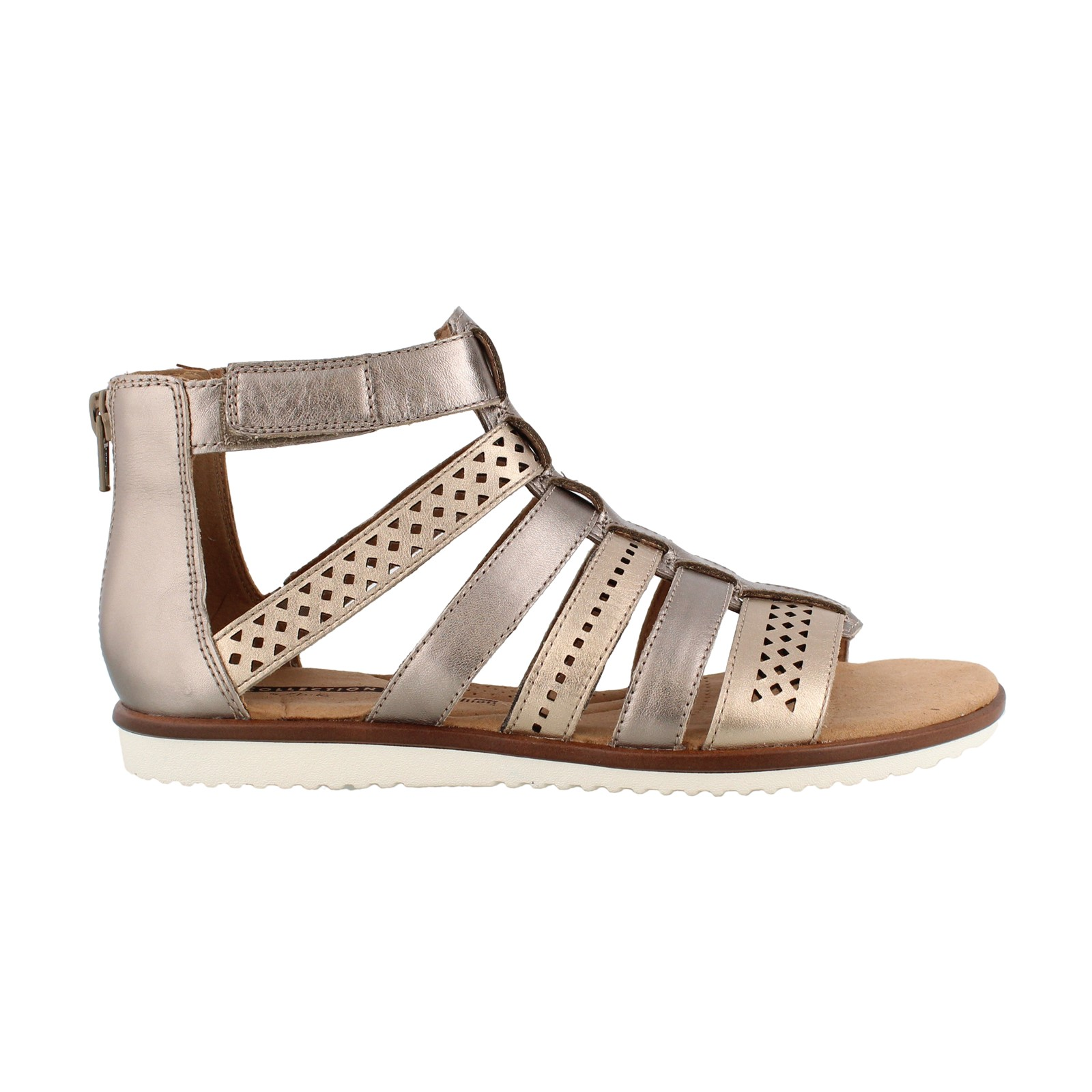 Women's Clarks, Kele Lotus Sandals