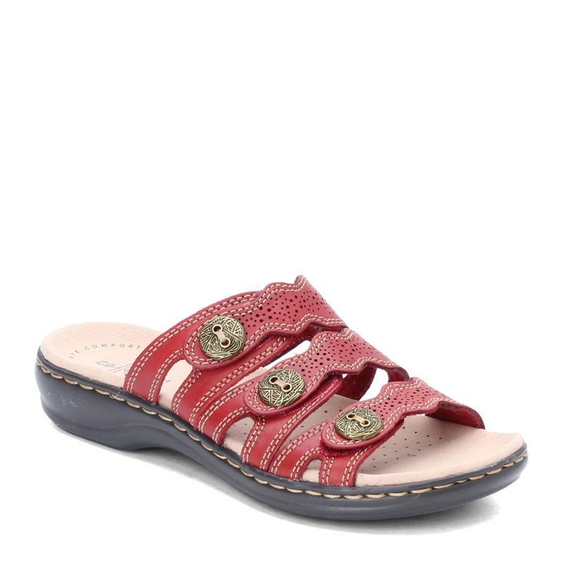 Clarks-Leisa-Grace-Slide-Sandals-Clothing-Shoes-amp-Jewelry-Shoes thumbnail 4