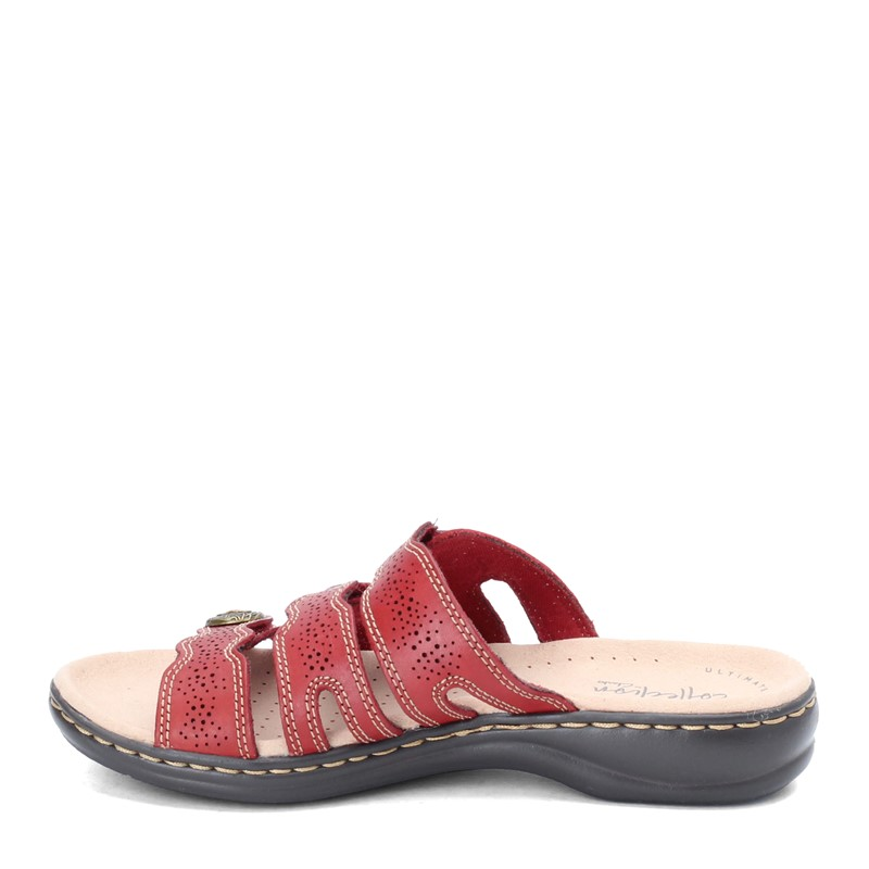 Clarks-Leisa-Grace-Slide-Sandals-Clothing-Shoes-amp-Jewelry-Shoes thumbnail 6