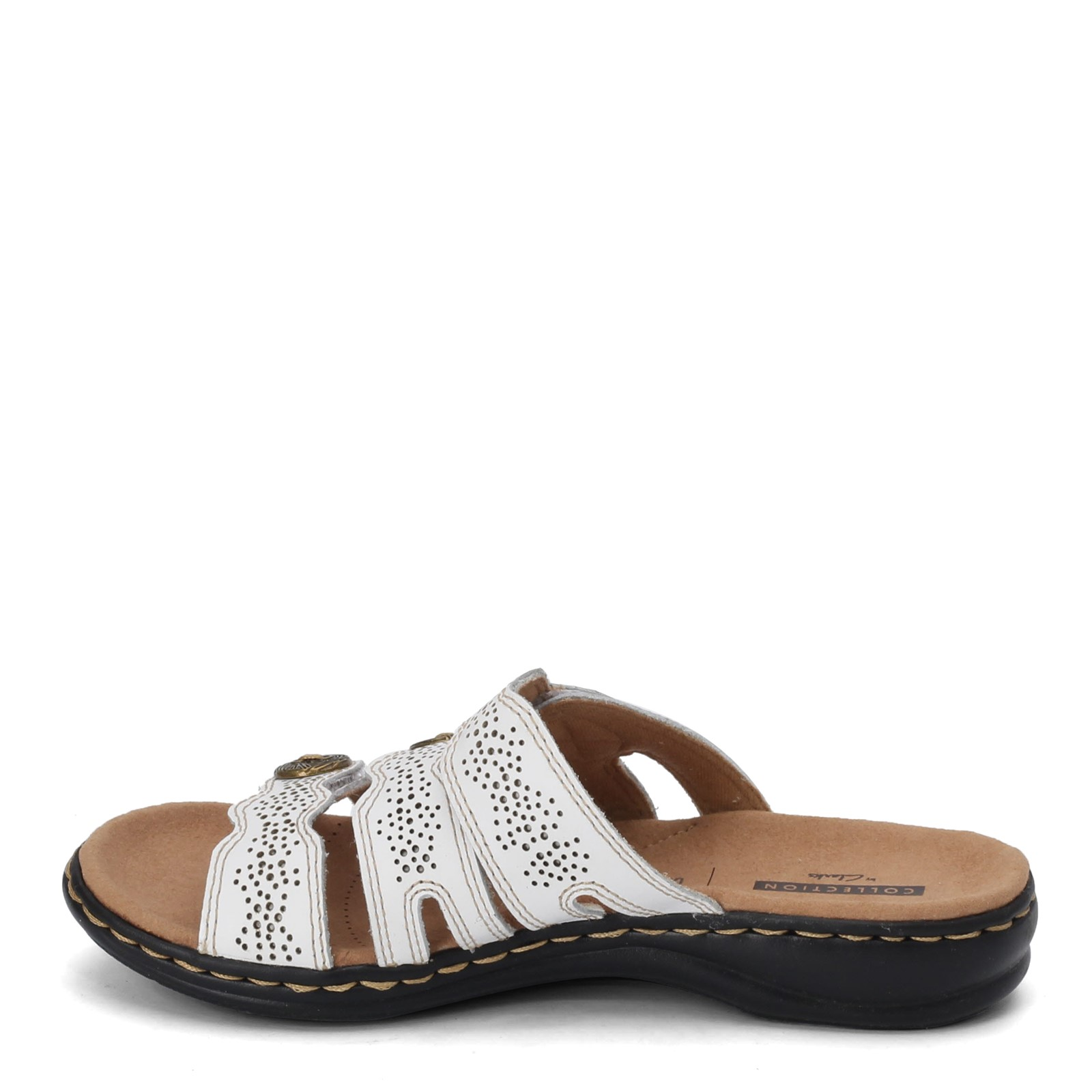 e37b3d545a Home; Women's Clarks, Leisa Grace Slide Sandals. Previous