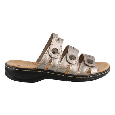 Women's Clarks, Leisa Lakia Slide on Sandals