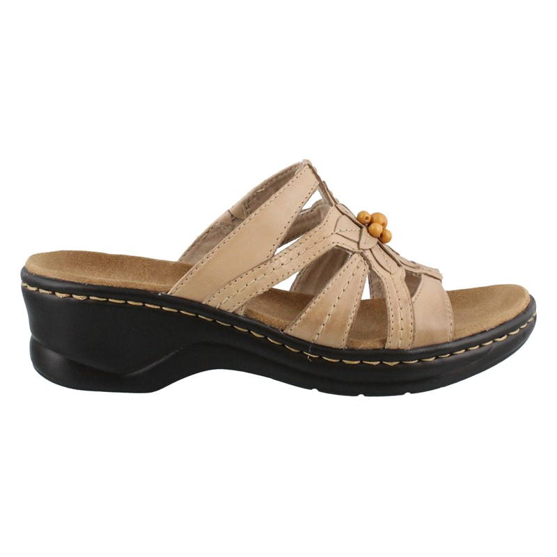 726def25 Details about Clarks Lexi Myrtle Slide Sandal Clothing, Shoes & Jewelry  Shoes