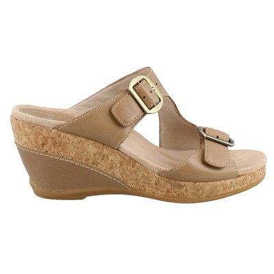 Women's Dansko, Carla High Heel Wedge Sandals